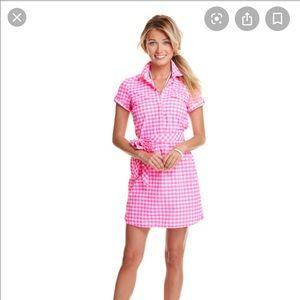 ISO Vineyard Vines Harbor Dress Size 10 or 12.